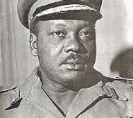 Major General  Johnson  Aguiyi Ironsi