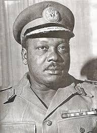 Major General  Johnson  Aguiyi Ironsi