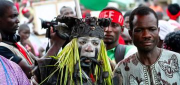 The Ogun Festival