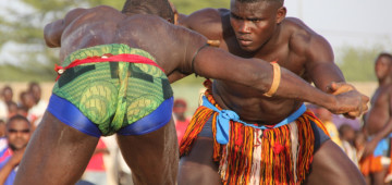 The Igbo Traditional Wrestling
